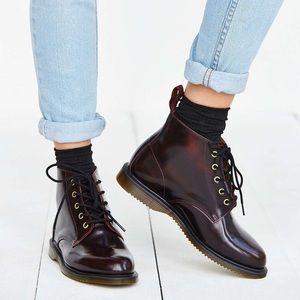 Dr. Martens Emmeline Leather Boots